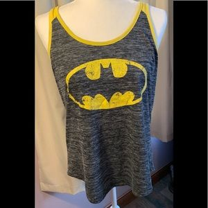 Batman XL racer back Tank
